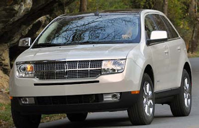 The Lincoln MKX  2009 2010 : King Of SUV