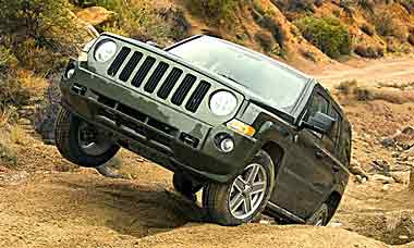 New Jeep Patriot 2009 2010 : Reviews and Specification
