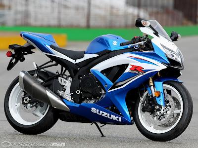 2009 Suzuki GSX-R600 : Reviews , Photo and Specification