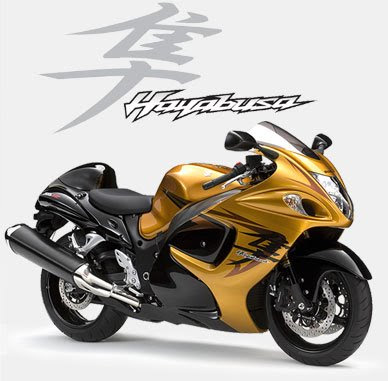New Suzuki Hayabusa 1300 2009 2010 : Reviews , Images, and Specs