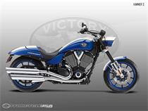 New Victory Hammer Freedom 106/6 V Twin 2009 2010 : Reviews and Specification