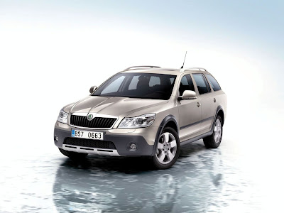 Skoda Octavia facelift vRS 2009 2010 : Reviews and Specs