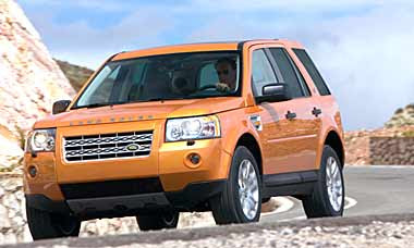 New Land Rover LR2 2009 2010 : Reviews and Specs