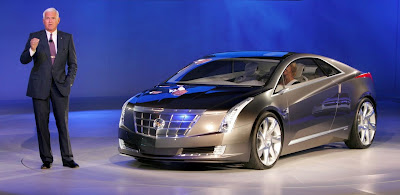 New Cadillac Converj 2009 2010 : Reviews