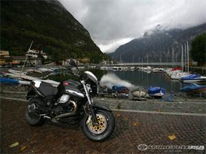New  Moto Guzzi 1200 Sport 4V 2009 2010 Reviews