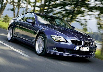 BMW Alpina B6 S Coupe 2009 2010 : Reviews and Specs