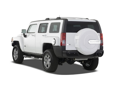New  2009 H3 SUV Hummer 2009 2010 Reviews and Specification