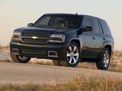 The 2009 Chevrolet TrailBlazer  Reviews