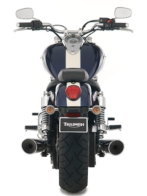 New Triumph 2010 Thunderbird Price Set