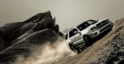New Toyota 4 Runner 2009 2010 Photo