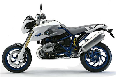 New Recently in BMW HP2 Megamoto 2009 2010 Photo Gallery
