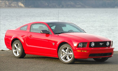 2008 2009 New Car Ford Mustang  Reviews
