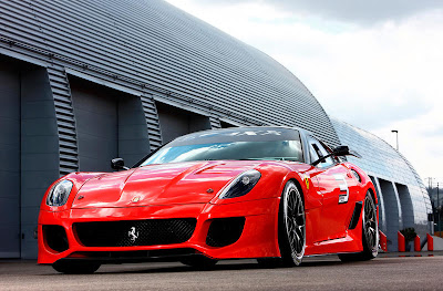 2009 Ferrari 599XX Prototype Specifications