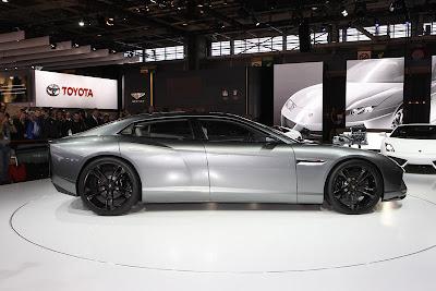 2009 2010 Lamborghini Estoque Concept Pictures