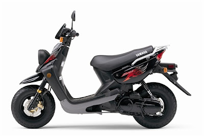 2009 Yamaha Zuma 125 Reviews and Specs