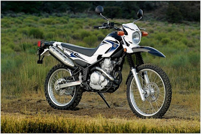 New Yamaha Dual Purpose XT250 2009  Reviews and Specification