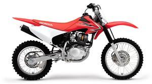 2009 Honda CRF150F