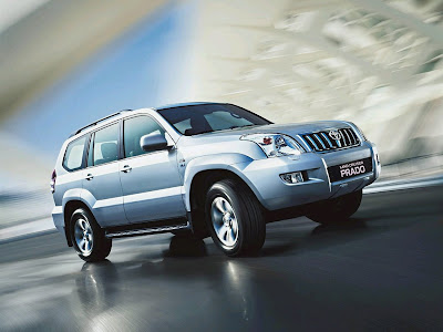 New Toyota Land Cruiser Prado 2009 2010 : Preview