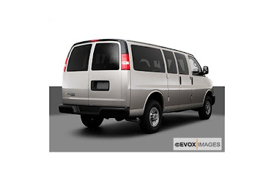 The Chevrolet Express Van 2010 Reviews