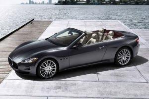Maserati GranCabrio 2010 : Reviews and Specification