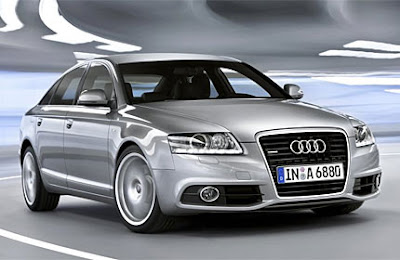 New Audi A6 2010 Handsome and refined  : Reviews