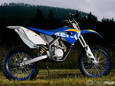2010 Husaberg FX 450 First Ride Picture