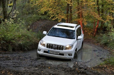 2010 Toyota Land Cruiser Launched in UK - Pricing Announced