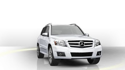 New 2010 GLK350 : Review and Specification