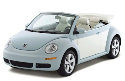 2010 VW New Beetle Coupe and New Beetle Convertible : Reviews and Specs