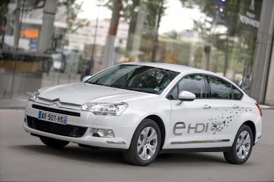Peugeot-Citroen: presented new e-HDi 2010 2011