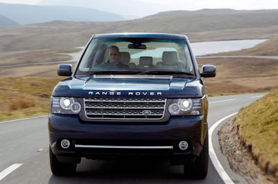 2010 201Range Rover facelift: debut the 4.4 V8 diesel