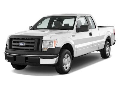 2010 Ford F-150 SuperCab SVT 4X4