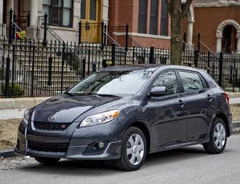 2010 2011Toyota Matrix Expert Reviews