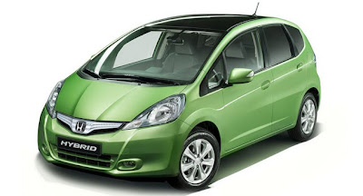 New Honda Fit / Jazz Hybrid: First Official Pictures, Prices and Specification