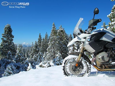 New 2011 2012 BMW RL1200 GS Images , First Ride