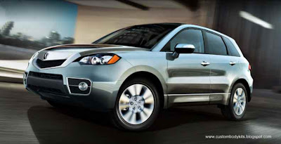 New 2010 2011 Acura RDX Start form Price $32,620 (Reviews and Specification)