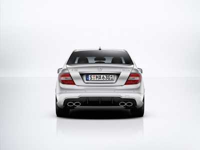 2011 New Mercedes C 63 AMG facelift: Photo, Reviews and Specs
