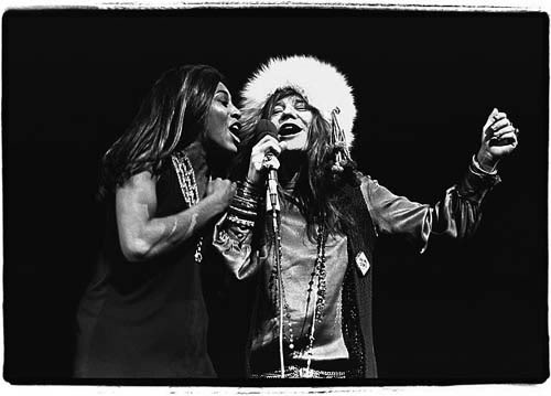Janis Joplin... I have been to the Garden and can vouch for the fact that it ...