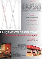 LANÇAMENTO DA COLETÂNEA XXI POETAS DE HOJE EM DIA(NTE)