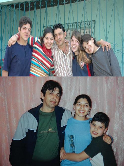 Família é tudo...