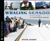 whaling season a year in the life of an arctic whale scientist Nonfiction Monday   Wheres your post?