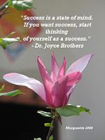 Simple success quotes that