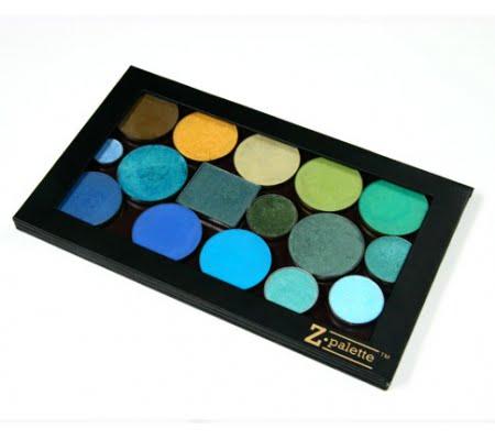 Customisation De Palette : KIREI  BEAUTY: DIY Custom Makeup Palette & De-Potting Your Makeup