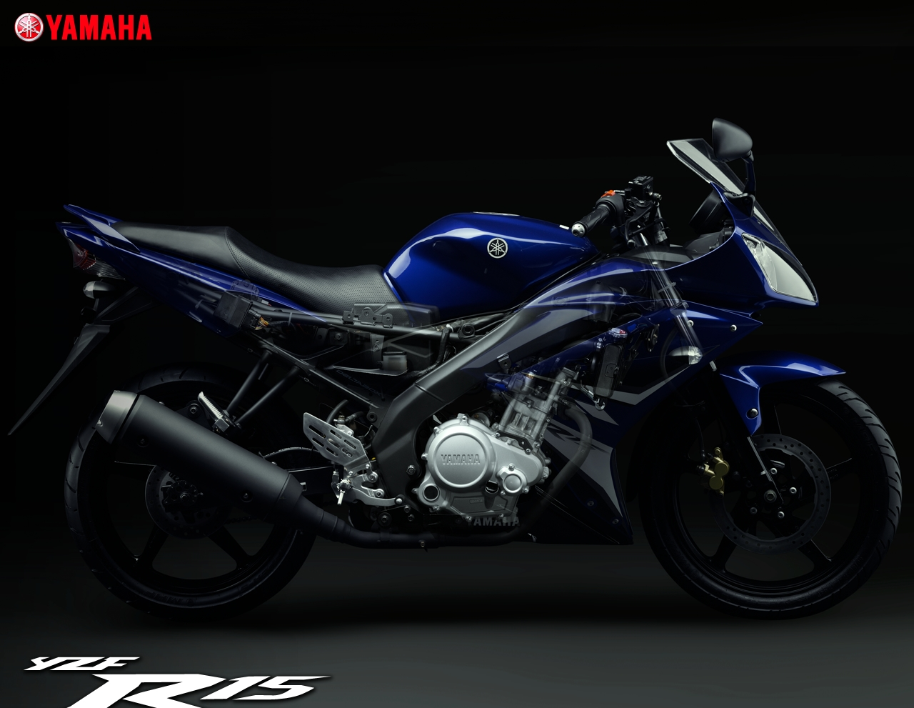 Yamaha Vixion Specification