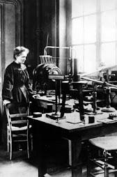 Marie Curie, una gran quimica