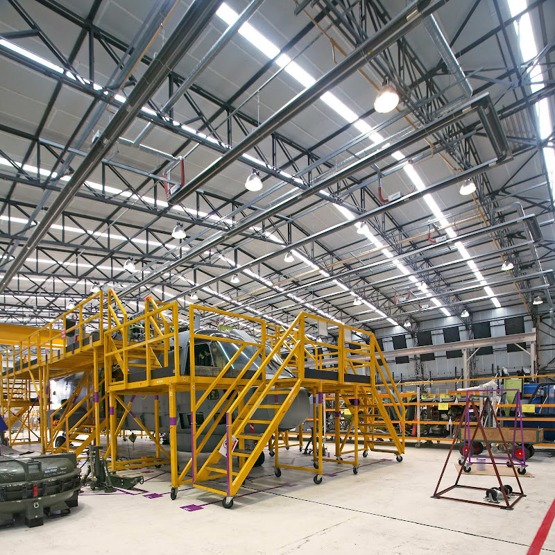 RNAS Culdrose 'Sea King' heating solution title=
