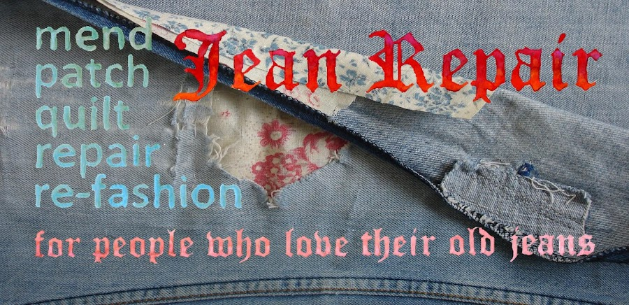 jean repair