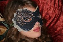 Venetian fantasy mask