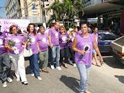 4 Caminhada São Gonçalo de Mãos Dadas pelo Fim da Violência contra a Mulher!