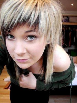 Funky Layered Hairstyles